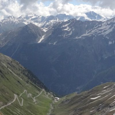 Passo dello Stelvio - Road Cycling Europe