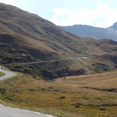 Col d'Agnel - France - Road Cycling Europe