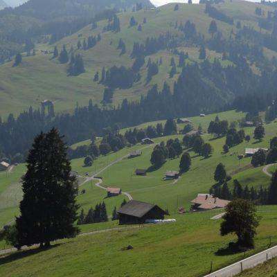 Gruyere-Jaunpass Loop - Switzerland - Road Cycling Europe