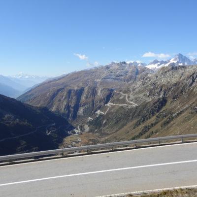Andermatt 3 Pass Loop - Switzerland - Road Cycling Europe