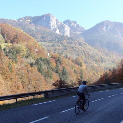 Col du Corbier Loop - France - Road Cycling Europe