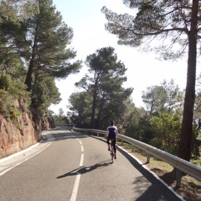 Riudecanyes 75km Loop - Spain - Road Cycling Europe