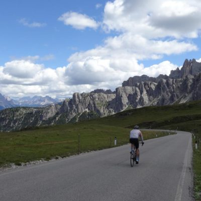 Passo Giau Circuit - Dolomites - Road Cycling Europe