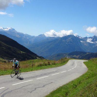 Col de la Madeleine - France - Road Cycling Europe