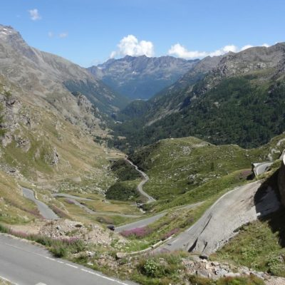Colle del Nivolet - Italy - Road Cycling Europe
