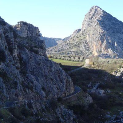 Rhonda, Malaga, Spain 85km - Road Cycling Europe
