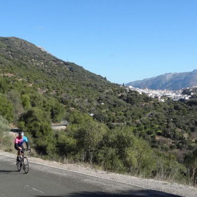 Benaojan, Malaga, Spain 85km - Road Cycling Europe