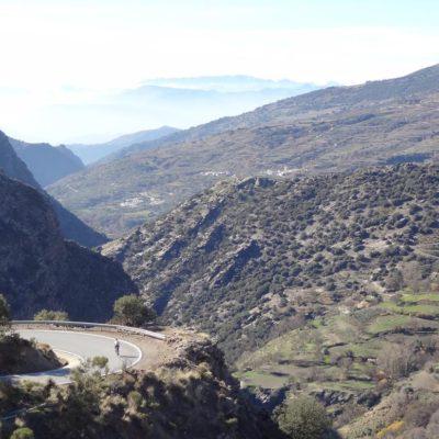 Orgiva, Andalusia, Spain 81km - Road Cycling Europe