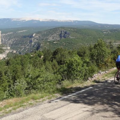 Bedoin, Provence, France - Bedoi Salut Loop - Road Cycling Europe