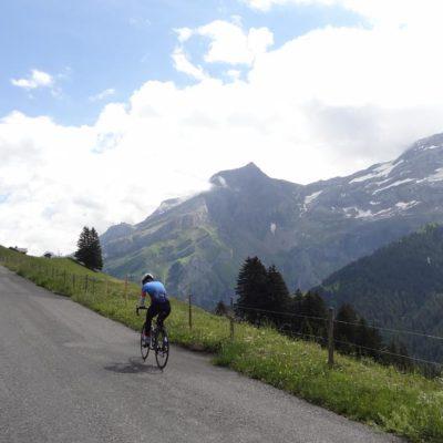 Aigle, Vaud, Switzerland - Aigle Loop - Road Cycling Europe