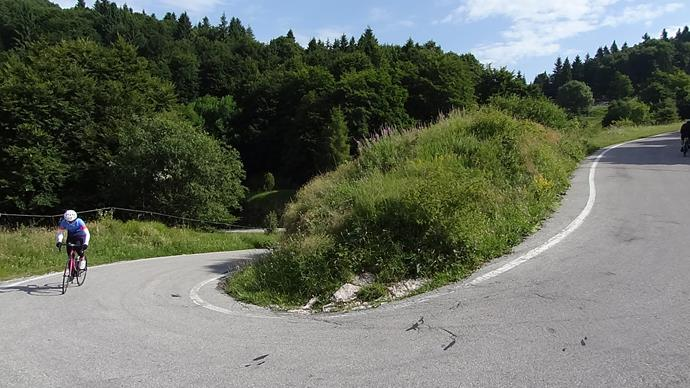 Veneto, Italy - Monte Grappa South - Road Cycling Europe
