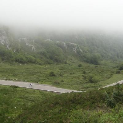 Covadonga - Asturias, Spain - Road Cycling Europe