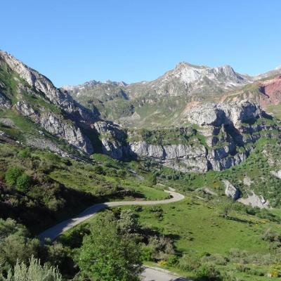 Alto de la Farrapona - Asturias, Spain - Road Cycling Europe