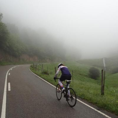 Puerto de San Lorenzo - Asturias, Spain - Road Cycling Europe