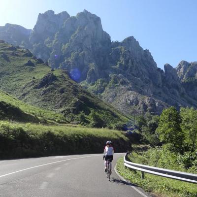 Collado de la Caballar - Asturias, Spain - Road Cycling Europe
